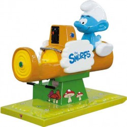 THE SMURFS UP AND DOWN