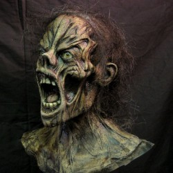 WARRIOR MUMMY HEAD-WITH HAIR