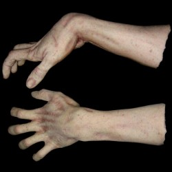 HANDS - GHOUL - PAIR - ZOMBIE