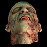 MELT HEAD-ZOMBIE FINISH