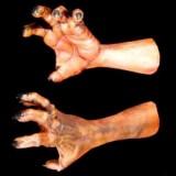 WOLF HANDS-PAIR