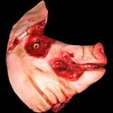 SPLIT PIG HEAD-BLOODY FINSH