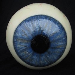 GIANT EYEBALL - VICTORIAN BLUE