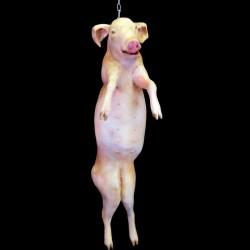 MEDIUM PIG-HANGING WITH CHAIN-FRESH FINISH