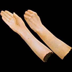 HANDS - FEMALE CLOSED FINGER - PAIR