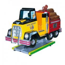 Truck Legna con monitor