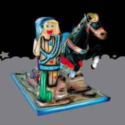 Cavallo Indio