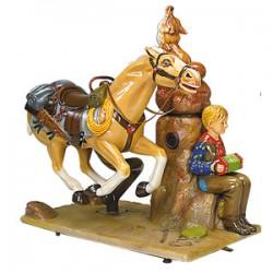 Custer's Horse Interat.