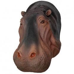 Голова бегемота