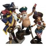 Комичные пираты