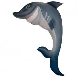 Счастливая акула (настенная)