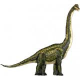 Брахиозавр настенная декорация