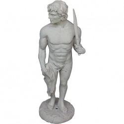 Римская статуя мини левая