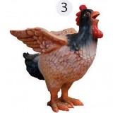 Курица (поднятые крылья)