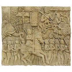 Античное войско настенная панель