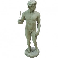 Римская статуя мини правая