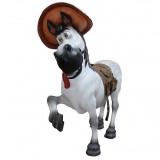 Пьяная лошадь