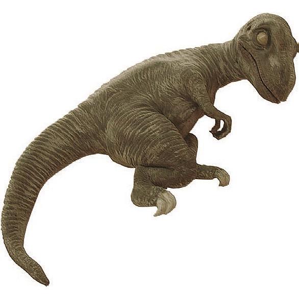 Детеныш тиранозавра (лежащий)