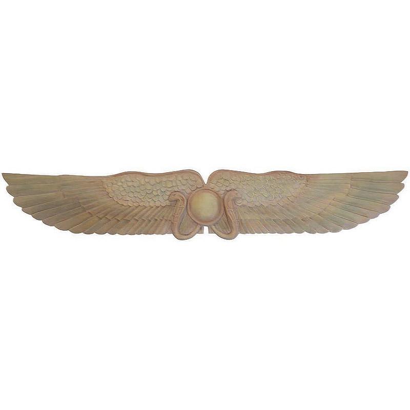 Крылья настенный декор