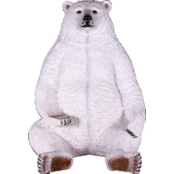 Белый медведь гигантский