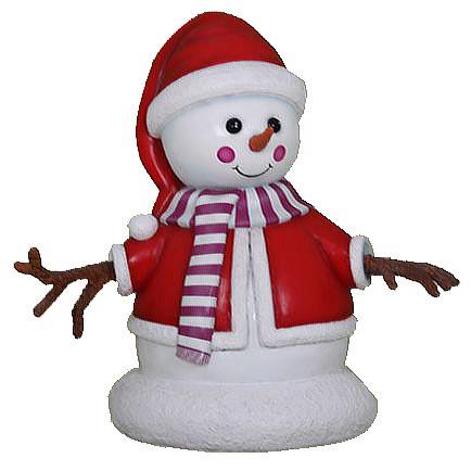 Снеговик джени