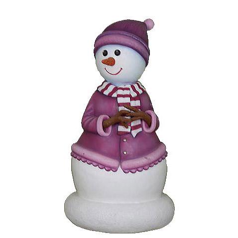 Снеговик мать