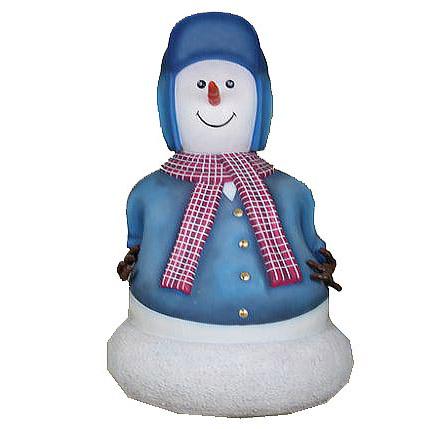 Снеговик отец