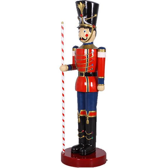 Солдатик с палкой 2 метра
