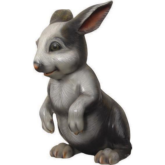 Кролик стоящий