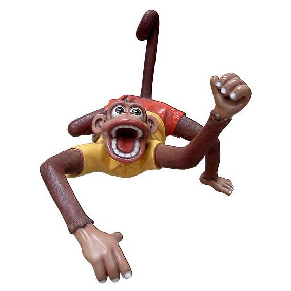 Ползущая обезьяна