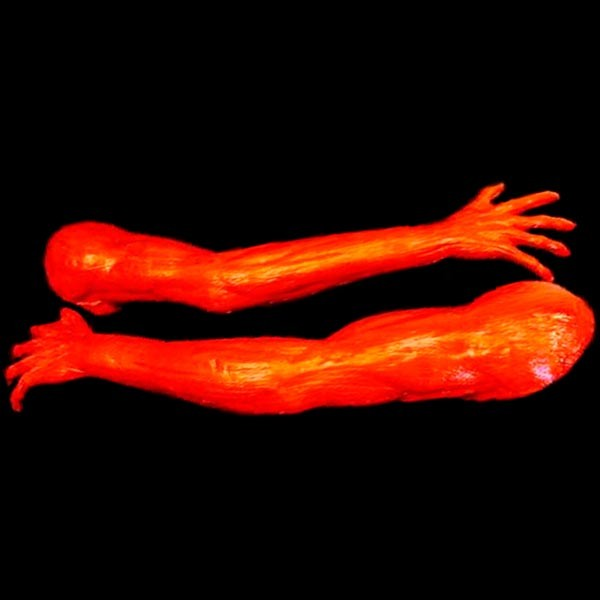 SKINNED MALE-ARMS-1 PAIR